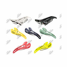 SELLA SMP COMPOSIT UOMO ANTIPROSTATA BICI BICICLETTA CICLISMO BIKE MAN SADDLE