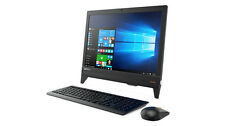 Lenovo IDEACENTRE AIO 310 Intel All-In-One-PC HD Display DVD mit Tastatur & Maus