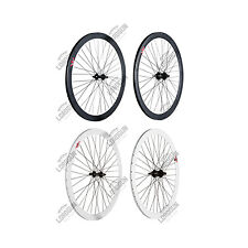 RUOTE HIGH-ROLL FIXED SINGLE SPEED CONTROPEDALE SCATTO FISSO PISTA