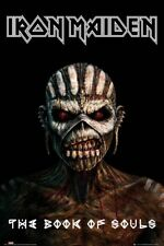 Iron Maiden The Book Of Souls Poster 61x91.5cm