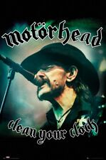 Motorhead Clean Your Clock Poster 61x91.5cm