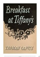 New Breakfast At Tiffany's Truman Capote Poster