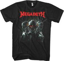 Megadeth Dystopia Dave Mustaine Heavy Metal Rock Music Guitar Mens Shirt MG1148