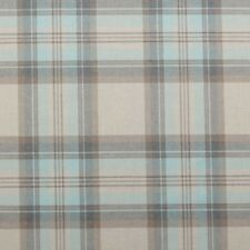 Tartan À Carreaux Multicolore Pastel Plaid 100% Coton Faux Laine