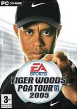 Tiger Woods PGA Tour 2005 (PC) VideoGames