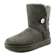 Ugg Australia Bailey Button Bling Mujer Ante Bota  8765