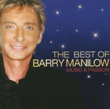 barry manilow - music & passion-the best of (CD NEU!) 886974208426