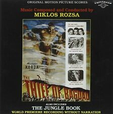 Ost/Miklos Rozsa - The Thief Of Bagdad / The Jungle Book (CD) 4005939804428