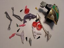 Power Rangers Mighty Morphin MMPR Action Figure & Megazord Parts Accessories