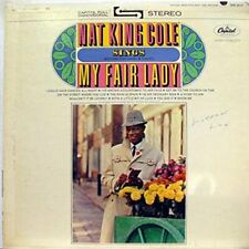 Nat King Cole-Nat King Cole-Sings My Fair Lady-vinyl LP 1964-Capitol Records W 2