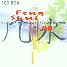 harvey summers - feng shui (CD) 724382489627