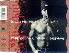 b.g. the prince of rap - colour of my dreams (CD) 5099766028927