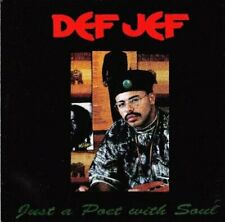 def jef - just a poet with soul (1989) (CD) 4007192604883