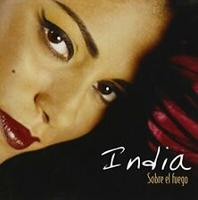 india - sobre el fuego (CD) 602828215729