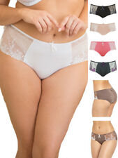 Pour Moi 3804S Imogen Rose Short Shorty Brief Knickers Sizes 10 12 14 16 18 20