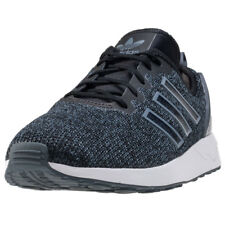 adidas Zx Flux Adv Mens Black Textile & Synthetic Casual Trainers Lace-up