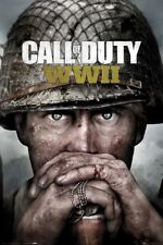 Call Of Duty Stronghold WWII Key Art Poster 61 x 91.5cm