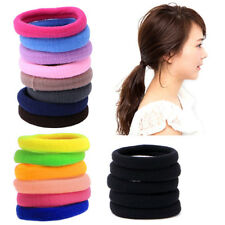 50Pcs Hair Ties/Rings/Ropes Ponytail Holders Hair Accessories Elastic Hair Band