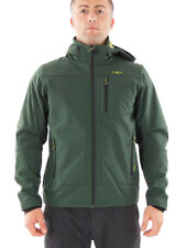 CMP Giacca Softshell Giacca Outdoor Giacca tecnica verde scuro WP 7.000mm