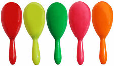 MARACAS MEXICAN FANCY DRESS ACCESSORY MIX N MATCH NEON NOVELTY COSTUME PROP