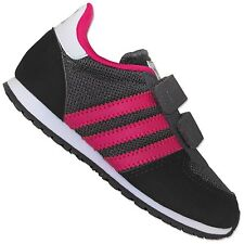 Adidas Originals ADISTAR RACER ENFANTS CHAUSSURES BASKETS GAZELLE NOIR GRIS ROSE