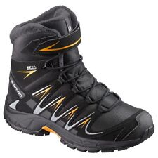 Salomon XA Pro 3D Winter TS CSWP Kinder Winterstiefel schwarz