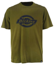 Dickies Workwear HS One colore Maglietta scuro Oliva verde green