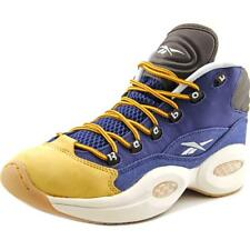 Reebok Question Mid Leder BasketballSchuh  4867