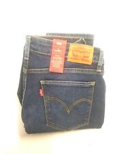 Genuine LEVIS 711 Original Women's Skinny Jeans Airways Blue