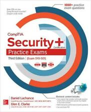 CompTIA Security+ Certification Practice Exams, Third Edition (Exam SY0-501) by