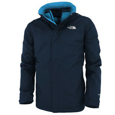 The North Face Uomo Evolution II TRICLIMATE GIACCA Blu Marino t0cg53h2g