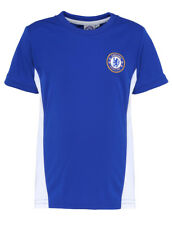 MAGA Junior Chelsea FC t-shirt Royal Blue Official Football Merch Calcio Shirts