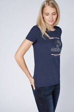 Colorado Denim Damen T-Shirt Janna total eclipse