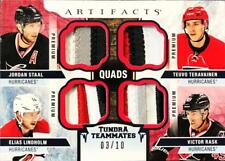 2017-18 Upper Deck Artifacts Material/Jersey/Patches/Rookies Pick From List