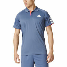 adidas Club Polo tennis uomo Blue