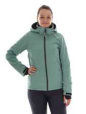Brunotti chaqueta esquí de Snowboard Softshell Verde aries regular fit