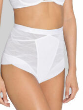 Triumph Airy Sensation High Waist Brief 10167746 Medium Control Shapewear White