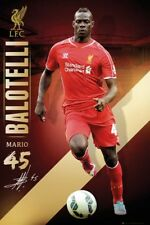 Liverpool Football Club Mario Balotelli LFC Poster 61x91.5cm