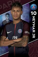 Paris Saint-Germain F.C. Neymar 16-17 Poster 61x91.5cm
