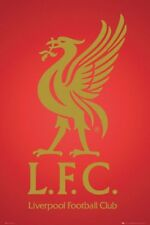 Liverpool FC Club Crest Liverpool Football Club Maxi Poster 61 x 91,5 cm