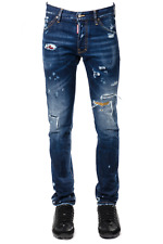 Jeans Dsquared2 Jeans % Made In Italy Uomo Denim S74LB0236-S3030-