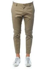 Pantaloni Dsquared2 Jeans Trouser % Made In Italy Uomo Beige S71KB0019-S4812-