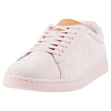 Lacoste Carnaby Evo 317 9 Hommes Baskets Light Pink Neuf Chaussure