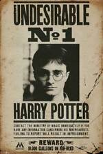 Harry Potter - Undesirable No 1 - Fantasy Filme Kino - Poster Druck 61x91,5 cm