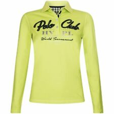 HV Polo Polo Shirt Sedalia lime