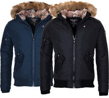 Geographical Norway Columbo Giacca invernale Uomo Caldo Bomber Outdoor