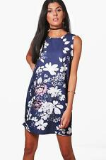 Boohoo Robe chemise sans manches Molly pour Femme