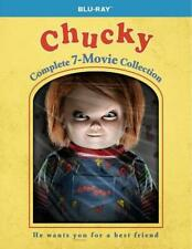CHUCKY: 7-MOVIE COLLECTION USED - VERY GOOD BLU-RAY DISC