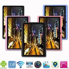 """7"""" Google Tablet PC Android 4.4 Quad Core 8GB Dual Camera Wifi Bluetooth Phablet"""