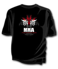 Red Lizard MMA Mixed Martial Arts T Shirt, Kickboxing, MMA Fighters, all sizes